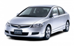 Civic hetch, sedan